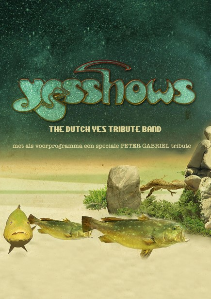 Yesshows + Peter Gabriel tribute