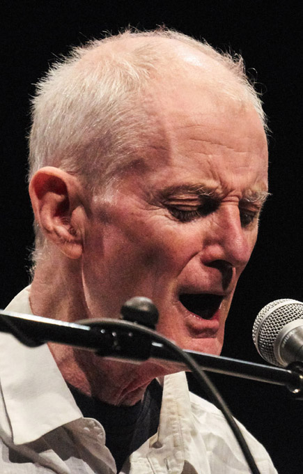 Peter Hammill – Waiting for the doctor to come